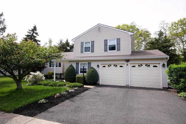 6 Cove Court, Howell, NJ 07731 (MLS #21718548) :: The Dekanski Home Selling Team