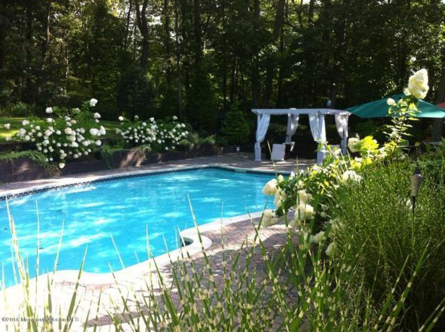 5 Gail Court, Ocean Twp, NJ 07712 (MLS #21718921) :: The Dekanski Home Selling Team