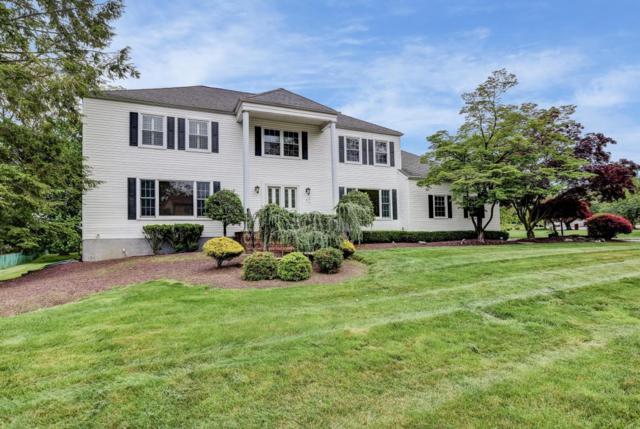 35 Westbrook Drive, Morganville, NJ 07751 (MLS #21719046) :: The Dekanski Home Selling Team