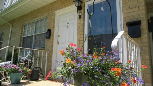 81 C White Street, Eatontown, NJ 07724 (MLS #21719424) :: The Dekanski Home Selling Team