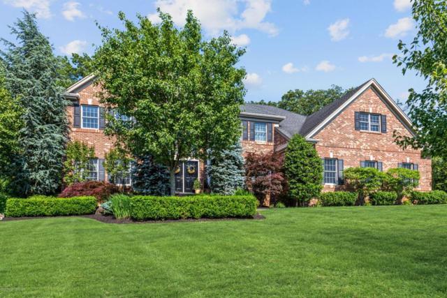 1279 Bradford Run, Spring Lake, NJ 07762 (MLS #21719855) :: The Dekanski Home Selling Team