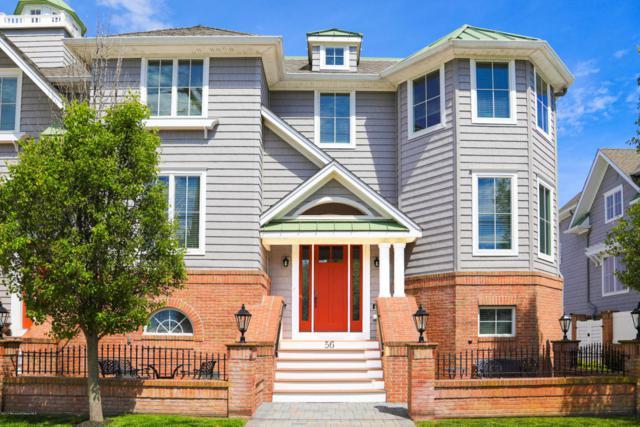 56 Baltimore Avenue #4, Point Pleasant Beach, NJ 08742 (MLS #21719934) :: The Dekanski Home Selling Team