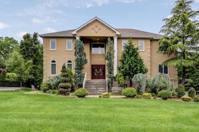 135 Valesi Drive, Morganville, NJ 07751 (MLS #21720014) :: The Dekanski Home Selling Team