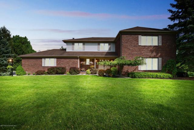 22 Red Hawk Road S, Colts Neck, NJ 07722 (MLS #21720319) :: The Dekanski Home Selling Team
