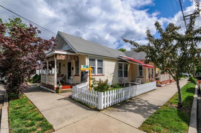 78 Webb Avenue, Ocean Grove, NJ 07756 (MLS #21720357) :: The Dekanski Home Selling Team