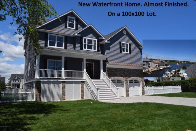 2105 Evergreen Lane, Point Pleasant, NJ 08742 (MLS #21720543) :: The Dekanski Home Selling Team