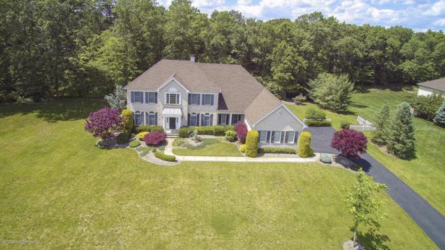 5 Mackenzie Court, Freehold, NJ 07728 (MLS #21720612) :: The Dekanski Home Selling Team