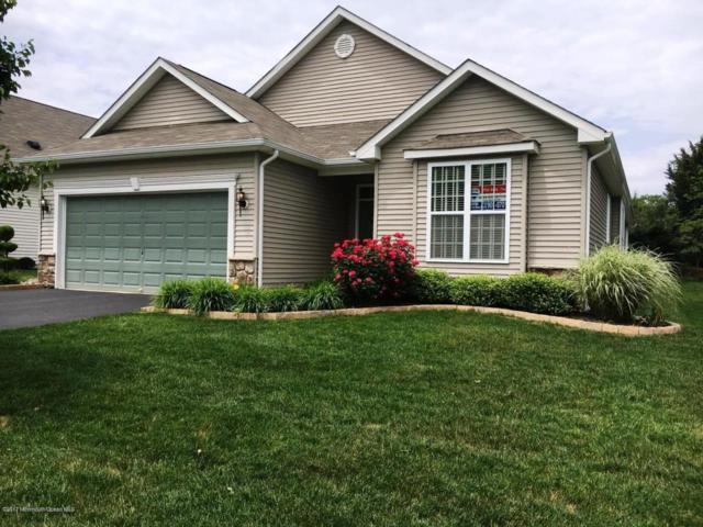 323 Damiano Way, Lakewood, NJ 08701 (MLS #21721081) :: The Dekanski Home Selling Team