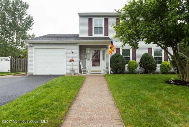 33 Snowdrift Lane, Howell, NJ 07731 (MLS #21721902) :: The Dekanski Home Selling Team