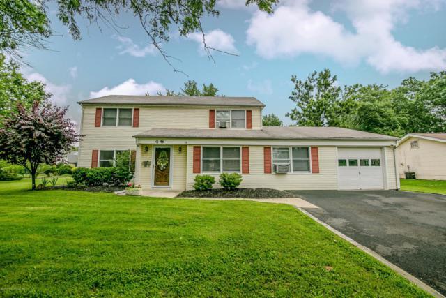 46 Drexel Lane, Aberdeen, NJ 07747 (MLS #21721939) :: The Dekanski Home Selling Team