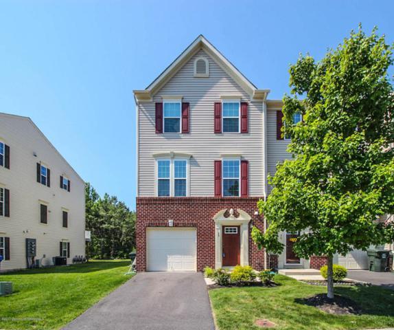 33 Michael Drive, Tinton Falls, NJ 07712 (MLS #21722802) :: The Dekanski Home Selling Team