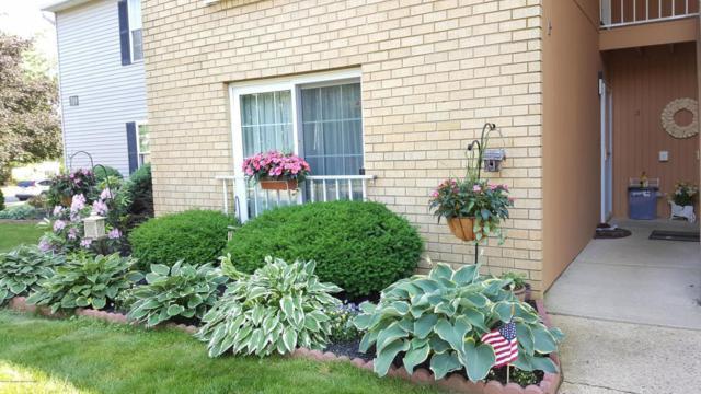 709 Zlotkin Circle #3, Freehold, NJ 07728 (MLS #21723198) :: The Dekanski Home Selling Team