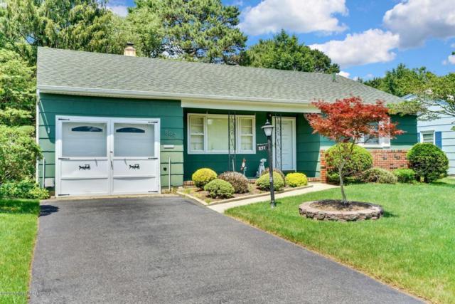 897 Edgebrook Drive N, Berkeley, NJ 08721 (MLS #21723333) :: The Dekanski Home Selling Team
