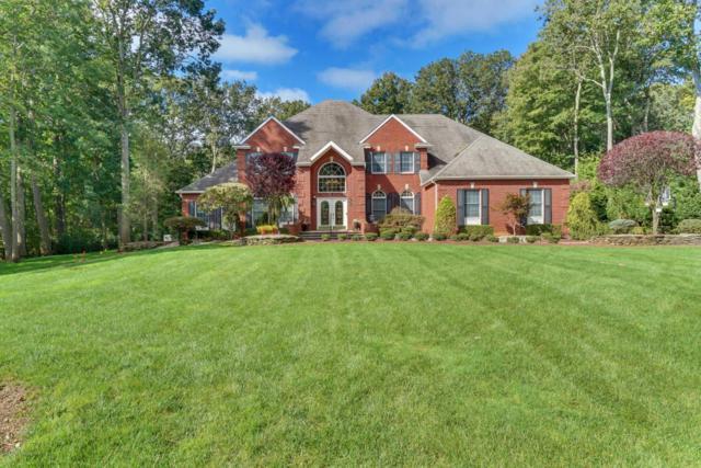 3 Susan Court, Manalapan, NJ 07726 (MLS #21723555) :: The Dekanski Home Selling Team