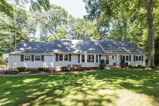 6 Coventry Square, Holmdel, NJ 07733 (MLS #21724025) :: The Dekanski Home Selling Team