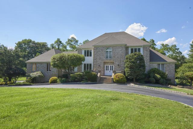 5 Applegate Terrace, Manalapan, NJ 07726 (MLS #21724163) :: The Dekanski Home Selling Team
