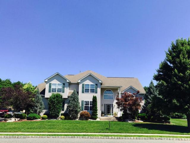 8 Woodview Drive, Howell, NJ 07731 (MLS #21725613) :: The Dekanski Home Selling Team
