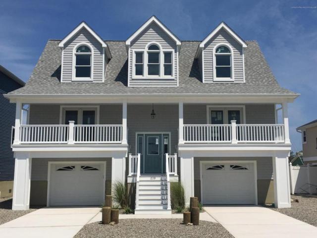 239 Cedar Drive, Bayville, NJ 08721 (MLS #21725853) :: The Dekanski Home Selling Team