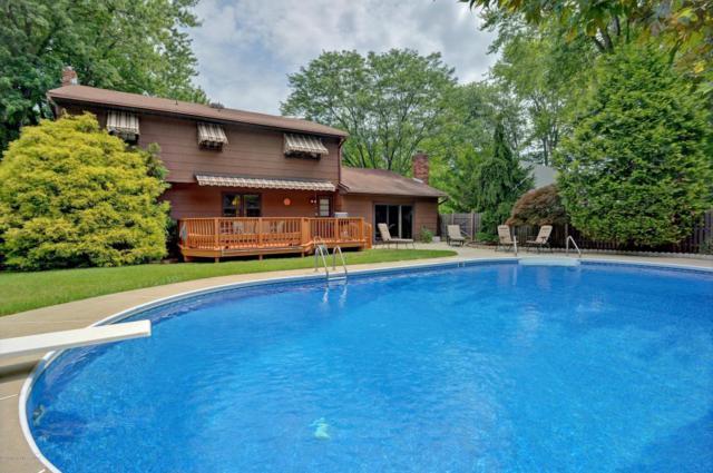 25 Farm Tree Road, Manalapan, NJ 07726 (MLS #21726332) :: The Dekanski Home Selling Team