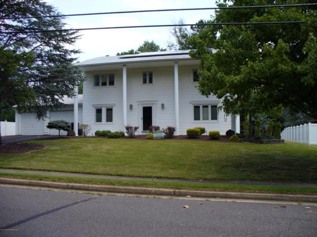 11 St Lawrence Way, Marlboro, NJ 07746 (MLS #21726938) :: The Dekanski Home Selling Team