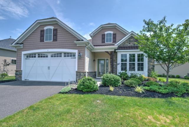 9 E Milan Boulevard, Farmingdale, NJ 07727 (MLS #21726977) :: The Dekanski Home Selling Team
