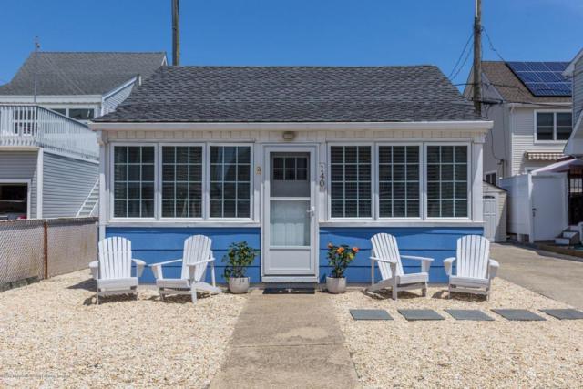 140 S Bayside Road, Lavallette, NJ 08735 (MLS #21727676) :: The Dekanski Home Selling Team