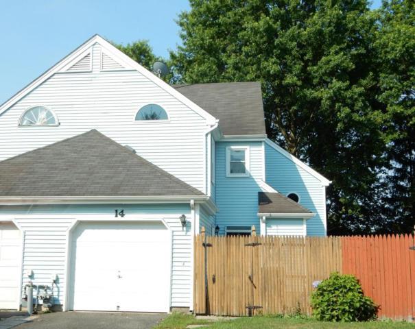 14 Twain Court, Freehold, NJ 07728 (MLS #21727774) :: The Dekanski Home Selling Team