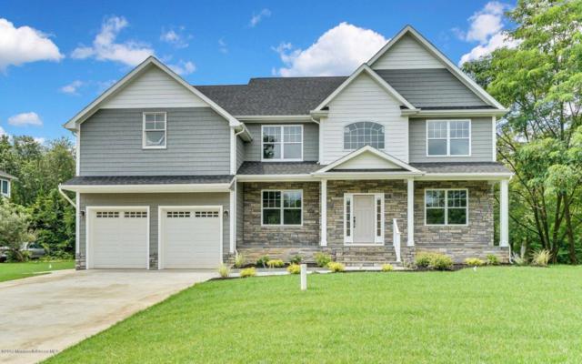 58 Overlook Drive, Jackson, NJ 08527 (MLS #21727845) :: The Dekanski Home Selling Team