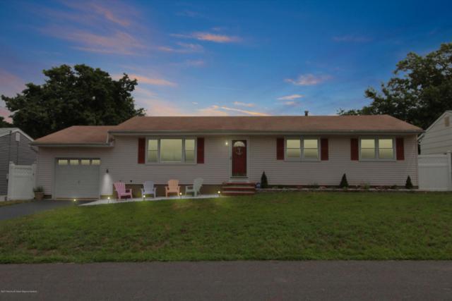 396 Tennessee Drive, Brick, NJ 08723 (MLS #21727910) :: The Dekanski Home Selling Team