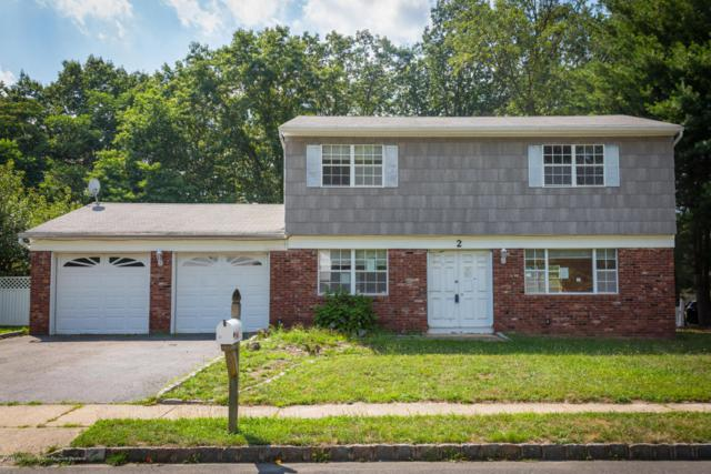 2 Cannonball Court, Hazlet, NJ 07730 (MLS #21728130) :: The Dekanski Home Selling Team