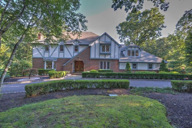 9 Alpine Drive, Perrineville, NJ 08535 (MLS #21728647) :: The Dekanski Home Selling Team