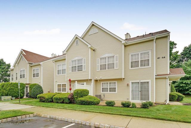 42 Watson Court, Howell, NJ 07731 (MLS #21728928) :: The Dekanski Home Selling Team