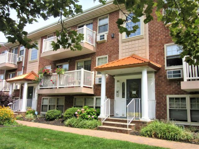 309 4th Avenue #203, Asbury Park, NJ 07712 (MLS #21728932) :: The Dekanski Home Selling Team