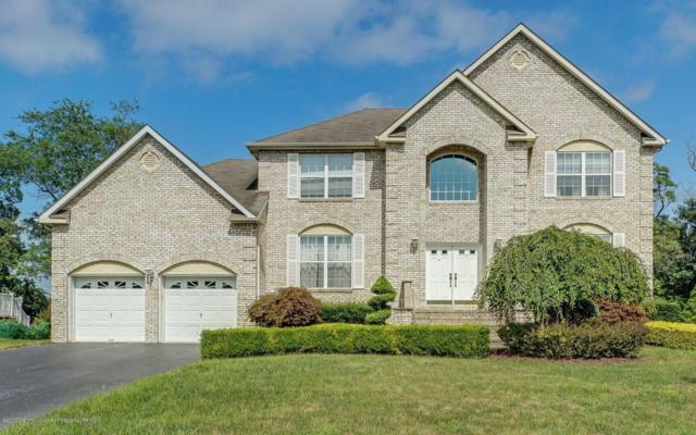 7 Peregrine Drive, Morganville, NJ 07751 (MLS #21729332) :: The Dekanski Home Selling Team