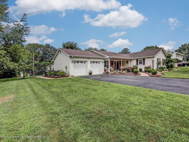 1246 Concord Drive, Brick, NJ 08724 (MLS #21729726) :: The Dekanski Home Selling Team
