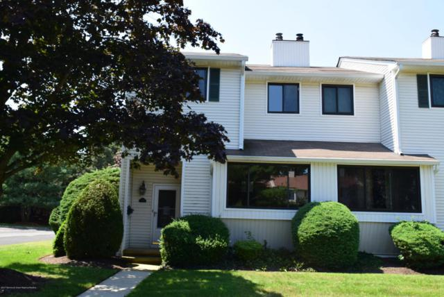 186 Clubhouse Drive, Middletown, NJ 07748 (MLS #21731451) :: The Dekanski Home Selling Team