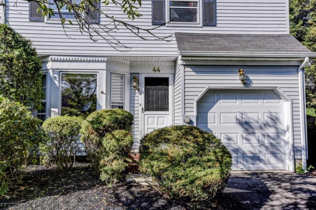 44 Carriage Lane, Englishtown, NJ 07726 (MLS #21731592) :: The Dekanski Home Selling Team