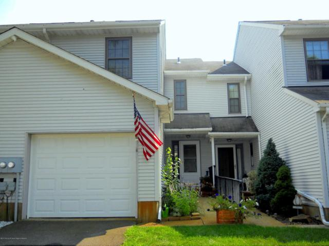 144 Chestnut Way 14-4, Manalapan, NJ 07726 (MLS #21732012) :: The Dekanski Home Selling Team