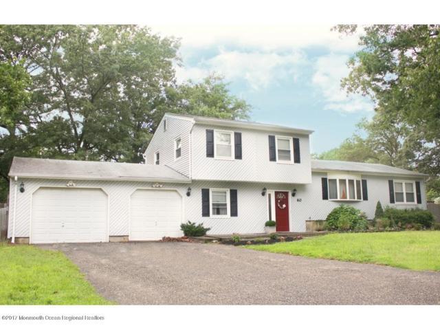 60 Sylvan Lake Boulevard, Bayville, NJ 08721 (MLS #21732383) :: The Dekanski Home Selling Team