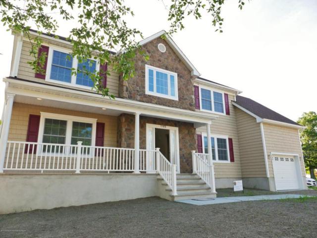 527 Chandler Road, Jackson, NJ 08527 (MLS #21732515) :: The Dekanski Home Selling Team