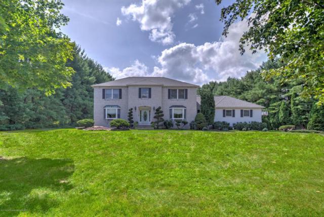 18 Desai Court, Freehold, NJ 07728 (MLS #21733129) :: The Dekanski Home Selling Team