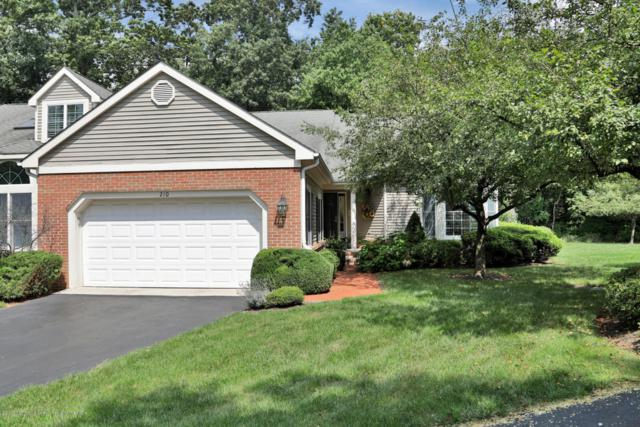 210 Heritage Court, Little Silver, NJ 07739 (MLS #21733161) :: The Dekanski Home Selling Team