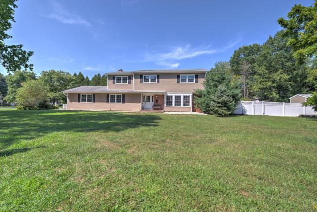1 Virginiana Terrace, Freehold, NJ 07728 (MLS #21733239) :: The Dekanski Home Selling Team