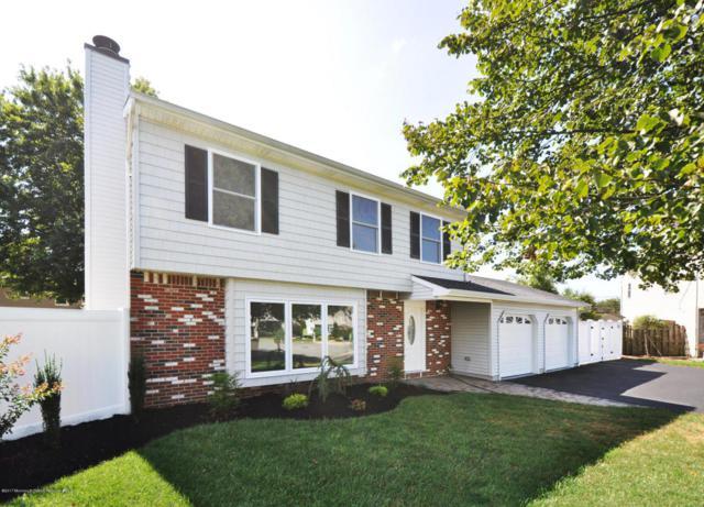 4 Rachael Court, Howell, NJ 07731 (MLS #21733408) :: The Dekanski Home Selling Team