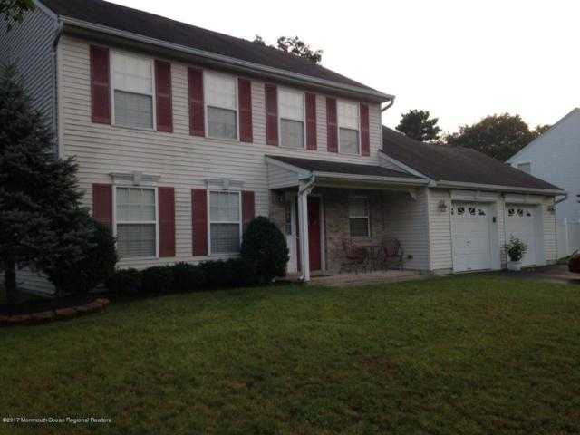 3 Nate Lane, Howell, NJ 07731 (MLS #21733436) :: The Dekanski Home Selling Team