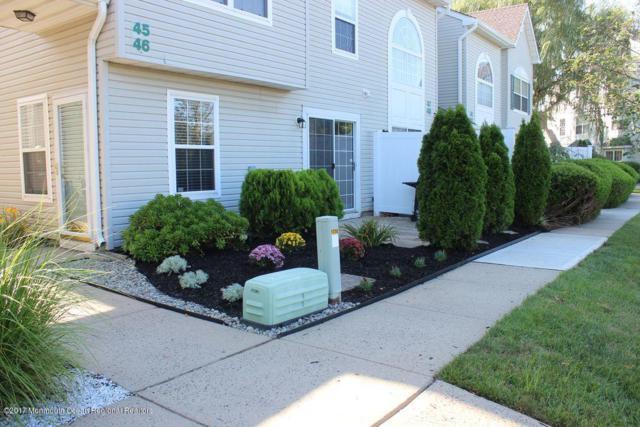 46 Richmond Court, Tinton Falls, NJ 07712 (MLS #21733580) :: The Dekanski Home Selling Team