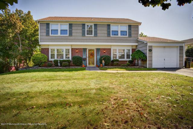 132 Idolstone Lane, Aberdeen, NJ 07747 (MLS #21733795) :: The Dekanski Home Selling Team