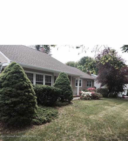 23 Ottowa Road N, Morganville, NJ 07751 (MLS #21733840) :: The Dekanski Home Selling Team