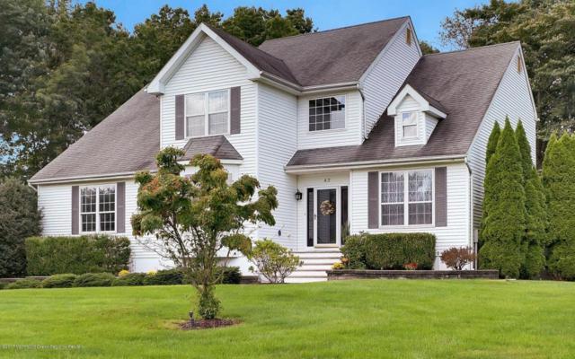 42 Tuscany Drive, Jackson, NJ 08527 (MLS #21733967) :: The Dekanski Home Selling Team
