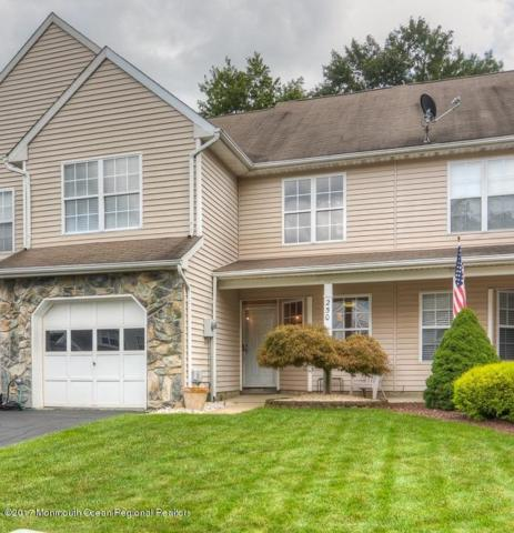 250 Moses Milch Drive, Howell, NJ 07731 (MLS #21733983) :: The Dekanski Home Selling Team